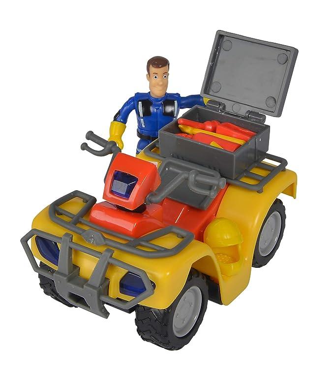 109257657 günstig kaufen Simba Feuerwehrmann Sam Mercury-Quad