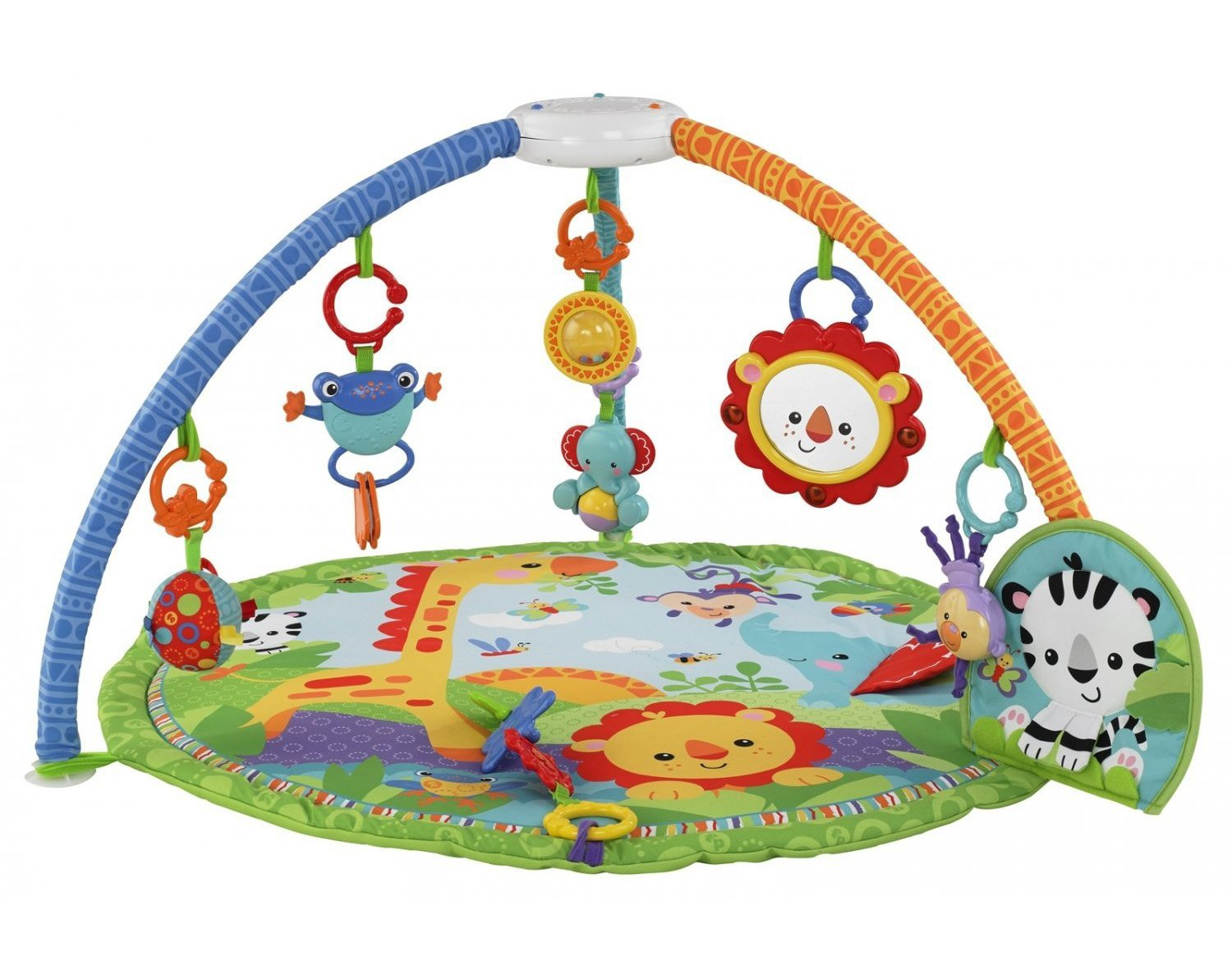 Fisher-Price Rainforest Friends Musical Gym Discontinued by Manufacturer