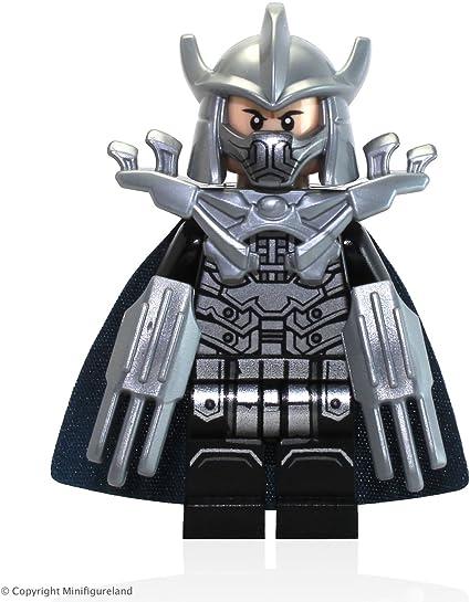 Amazon Com Lego Tmnt Shredder Minifigure From Set 79117 Toys