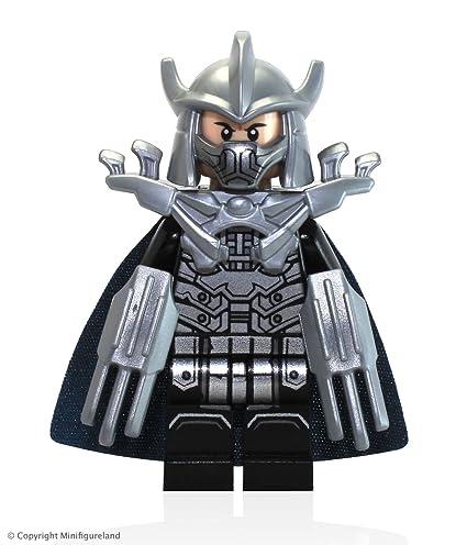 Amazon.com: LEGO TMNT Shredder Minifigure (from Set 79117 ...