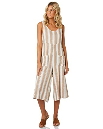 ee1af758603c Swell Women s Sydney Jumpsuit Linen  Amazon.com.au  Fashion
