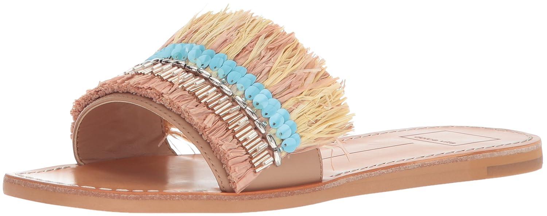 Dolce Vita Women's Cadiz Slide Sandal B077QN3FN2 8.5 B(M) US|Blush Multi Stella