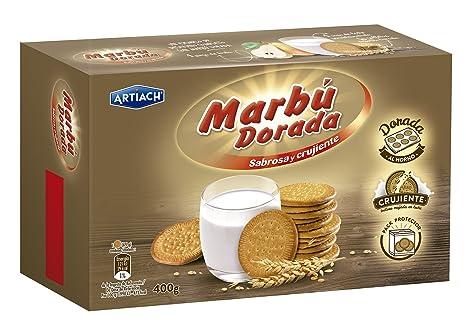 Artiach Galletas Marbu Dorada - 400 g: Amazon.es: Amazon Pantry
