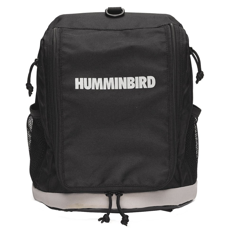 Johnson Outdoors Humminbird CC Ice Soft Sided Carrying Case for Flashers with No Shuttle 780015-1