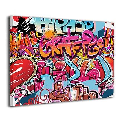 Amazoncom Oye Hip Hop Graffiti Wall Poster Artworks Paintings None