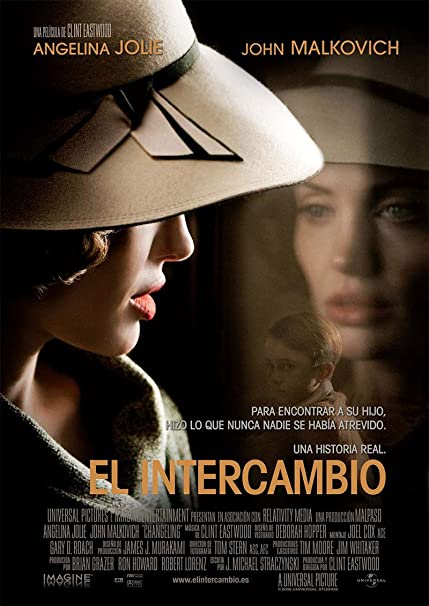 El intercambio (Changeling) [Blu-ray]: Amazon.es: Angelina ...