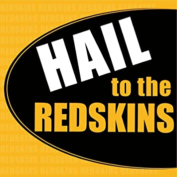 21304a12 Hail to the Redskins Limited Edition, CD, Original recording, Remixes  included, Special Edition