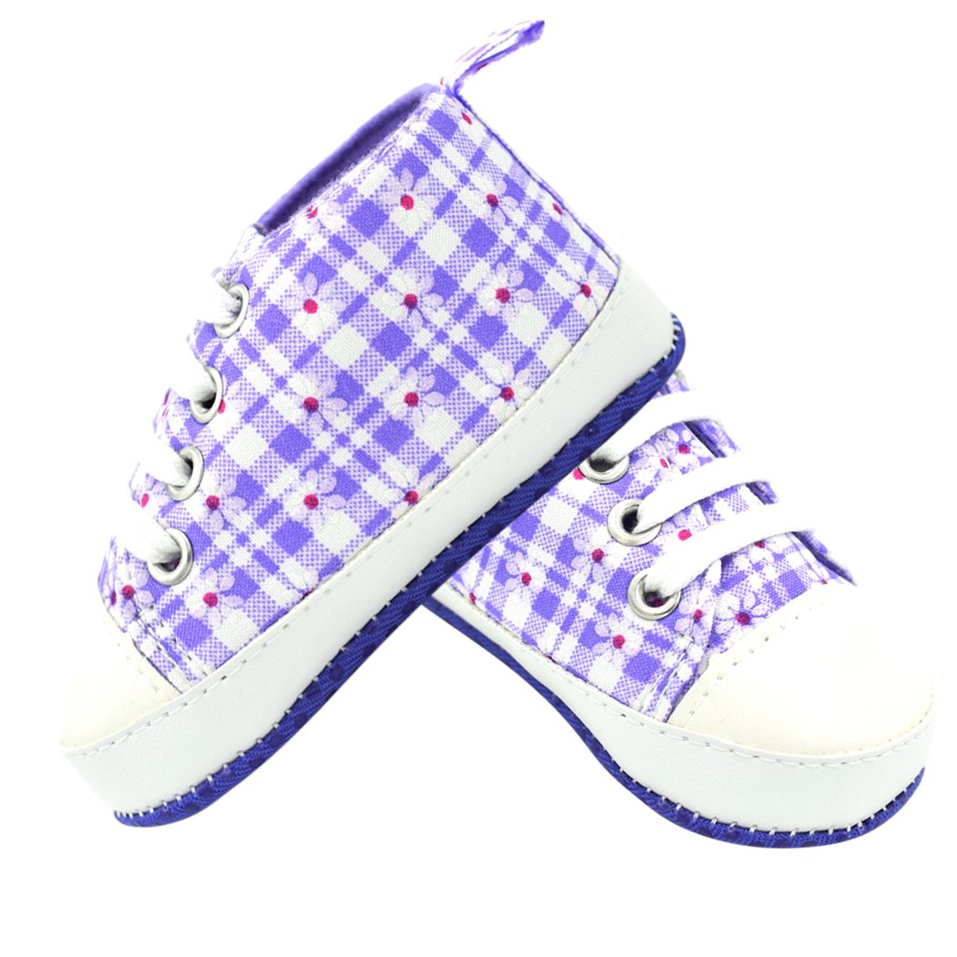 Zoylink Baby Sneakers Canvas Zapatos para NiñOs Zapatos ...
