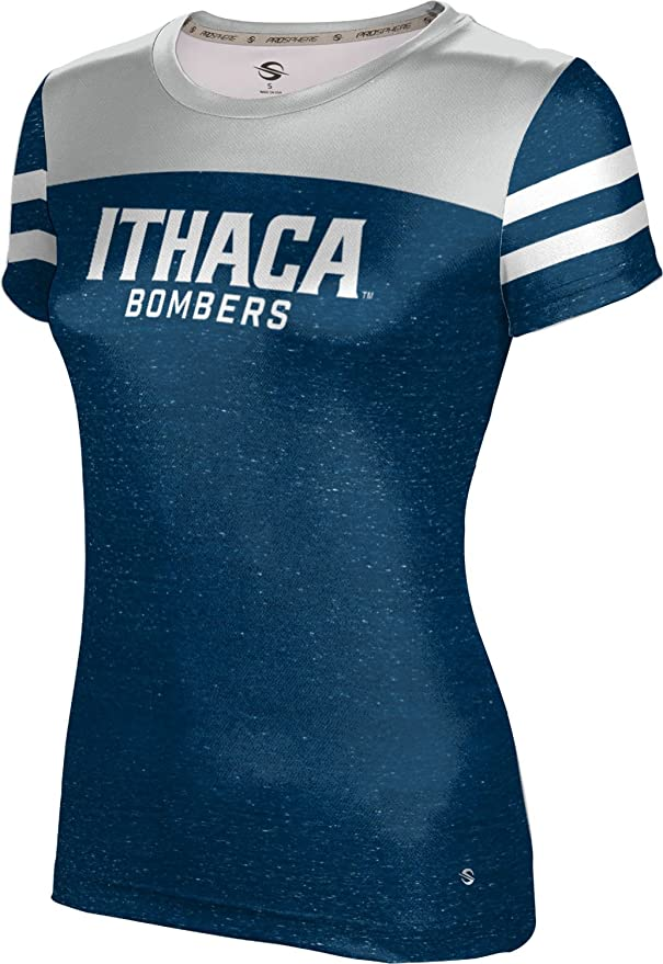 ProSphere Ithaca College Mens Long Sleeve Tee Game Time