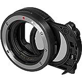 Canon ドロップインフィルターマウントアダプター EF-EOS R 円偏光フィルターA付 EOSR対応 DP-EF-EOSRPLC