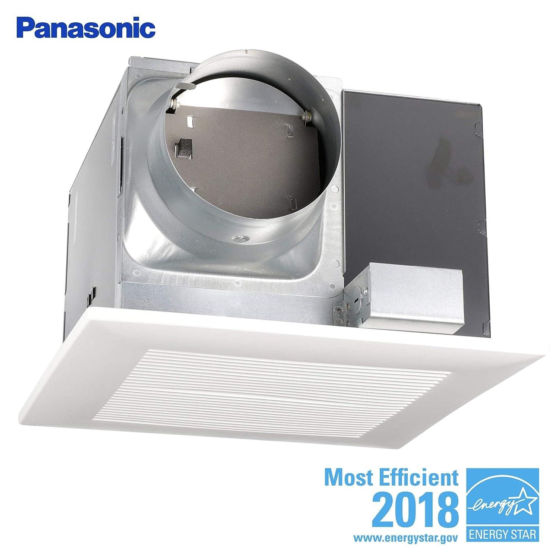 Panasonic FV-20VQ3 WhisperCeiling 190 CFM Ceiling Mounted Fan