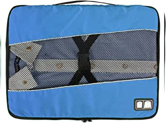 ECOSUSI Travel Packing Folder Backpack Accessory to Avoid Clothing Wrinkled