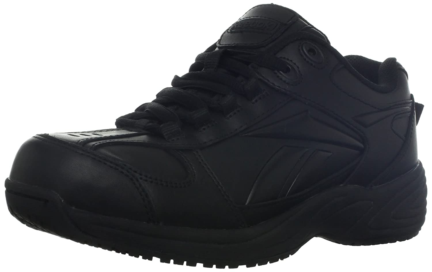 Reebok Work Women's Jorie RB110 Athletic Safety Shoe B00A7VRZ78 8 B(M) US|Black
