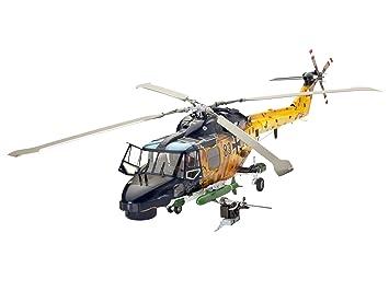 Revell 04652 - Maqueta de avión Westland Sea Lynx MK.88/HAS (Escala 1:32)