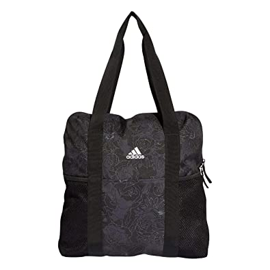 a899595059f Amazon.com: Adidas Women Core Tote Bag Training Fashion Daily Training Gym  Black Bags DM6150: Shoes