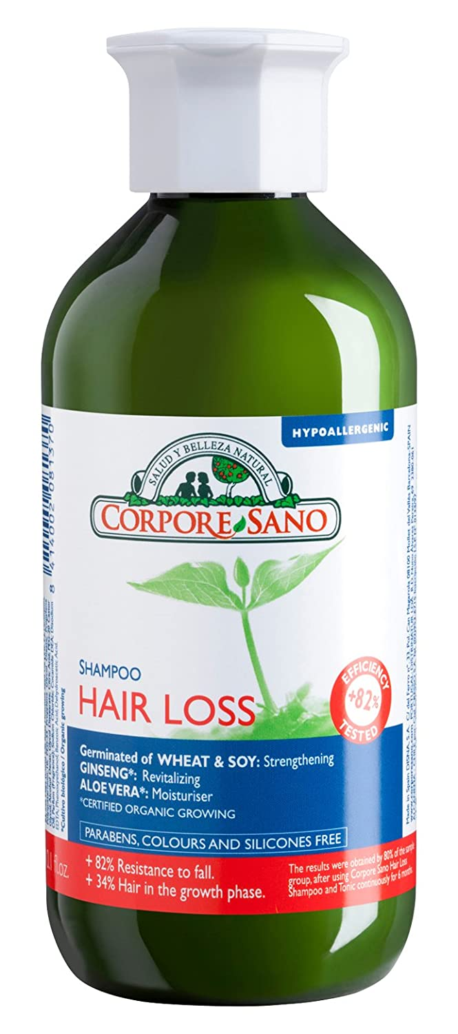Corpore Sano Hair Loss Shampoo 300 Ml/ 10.1 Fl Oz.