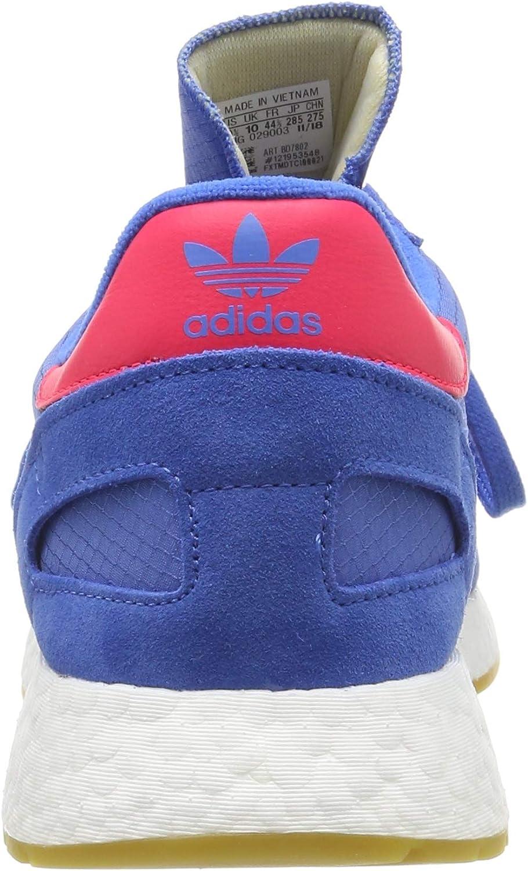 adidas I-5923, Chaussures de Gymnastique Homme Bleu True Blue Shock Red Gum 3 True Blue Shock Red Gum 3
