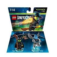 Figurine 'Lego Dimensions' - La Méchante Sorcière de l'Ouest - Le Magicien d'Oz