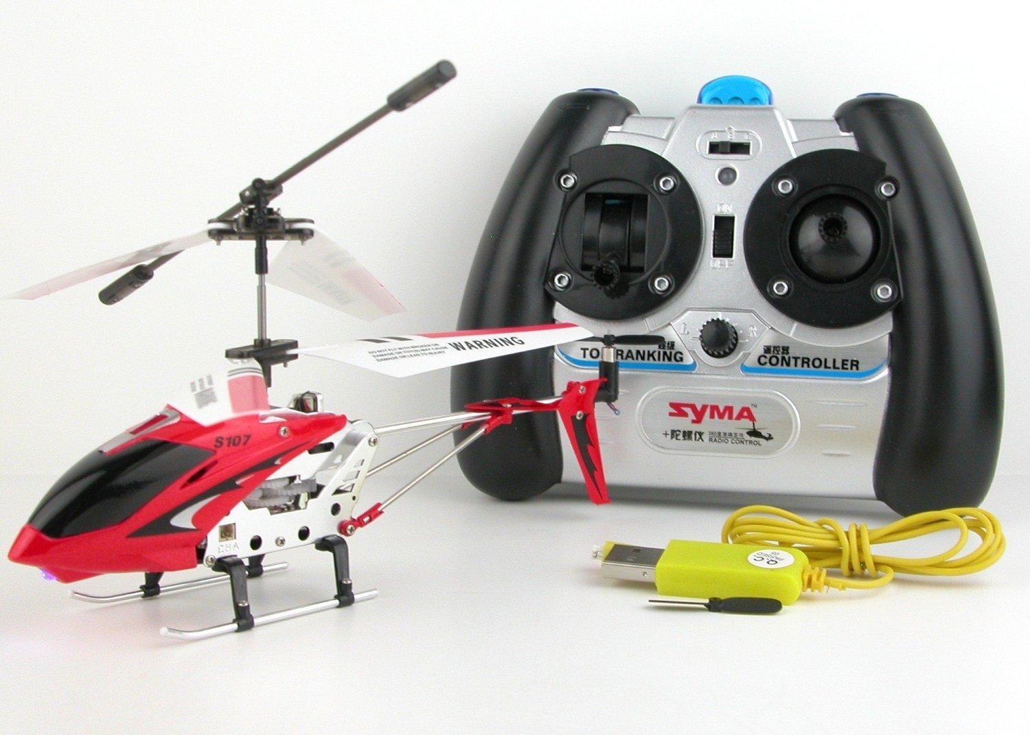 Coaxial RC Helicopters