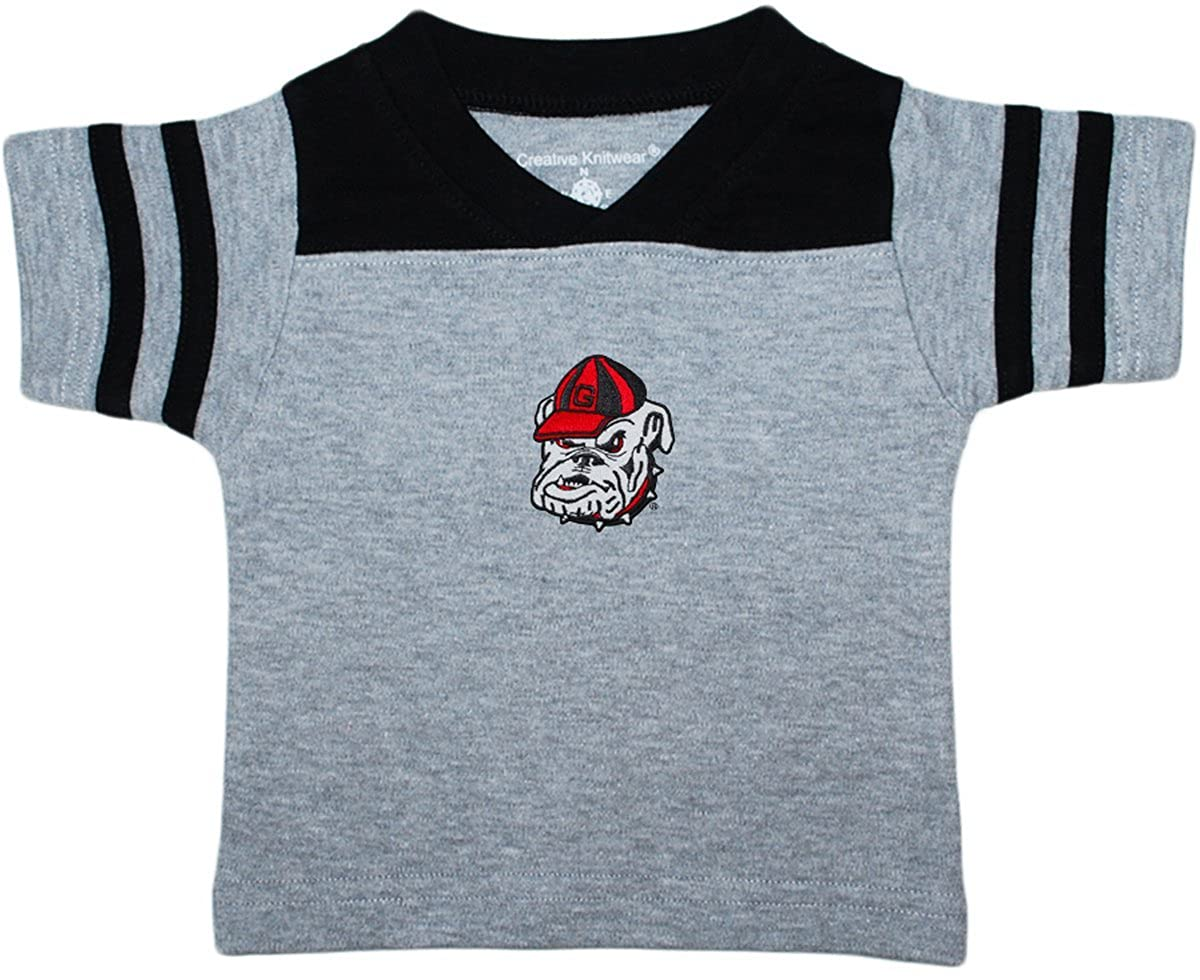 University of Georgia Bulldogs Baby Sport Shirt