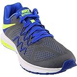cdd2fdcb570b Amazon.com  Nike Air Zoom Winflo 3 Shield Black Black Cool Grey Wolf ...