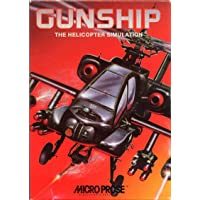 Gunship - Commodore 64