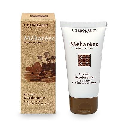 Crema 'erbolario L Meharees DeodoranteAmazon itBellezza BoQxeWErdC