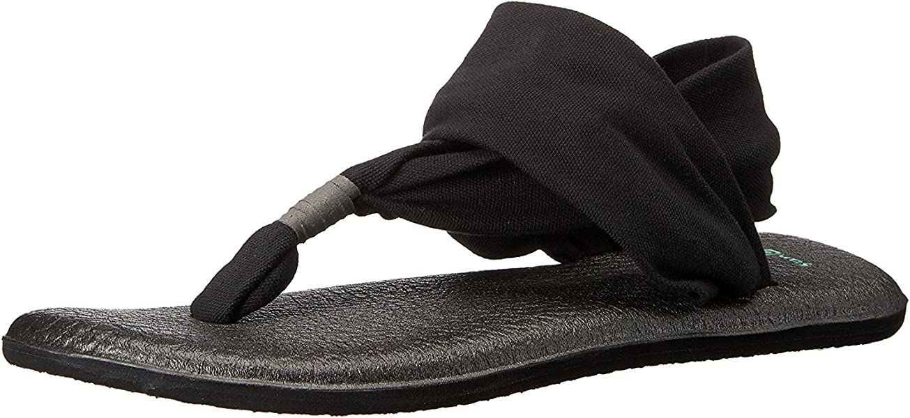 Womens Yoga Sling 2 (6 B(M) US, Black)