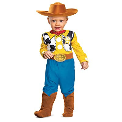 Disguise Baby Boys' Woody Deluxe Infant Costume: Clothing
