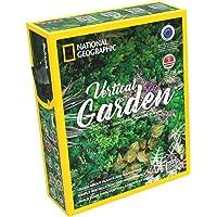 National Geographic Vertical Garden - Planzas, Color Negro