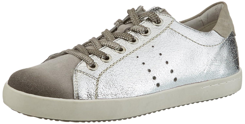 Remonte D5200, Zapatillas para Mujer 36 EU Plateado (Quarz/Silber/Grey/Silber/90)