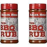 Killer Hogs The BBQ Rub 12 Ounce - 2 Pack