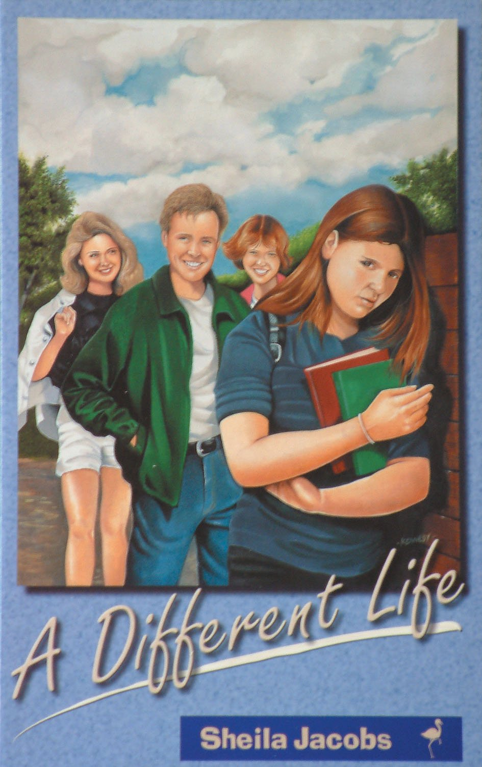 A Different Life (Flamingo Fiction 9-13s) ebook