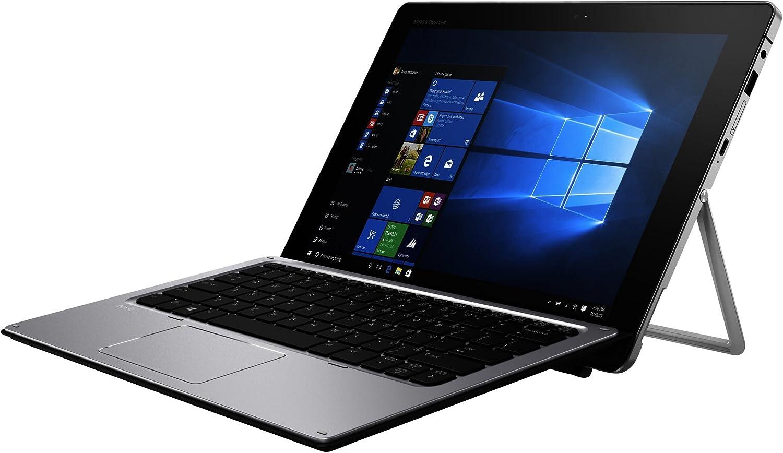 "HP Elite x2 Business 1012 W0S24UT#ABA Laptop (Windows 10, Intel Core M7-6Y75, 12"" OLED Screen, Storage: 256 GB, RAM: 8 GB) Silver"