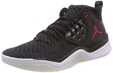 huge discount 8ddcf fe8f6 Nike Jordan DNA LX, Chaussures de Basketball Homme, Multicolore  (White-Black 010