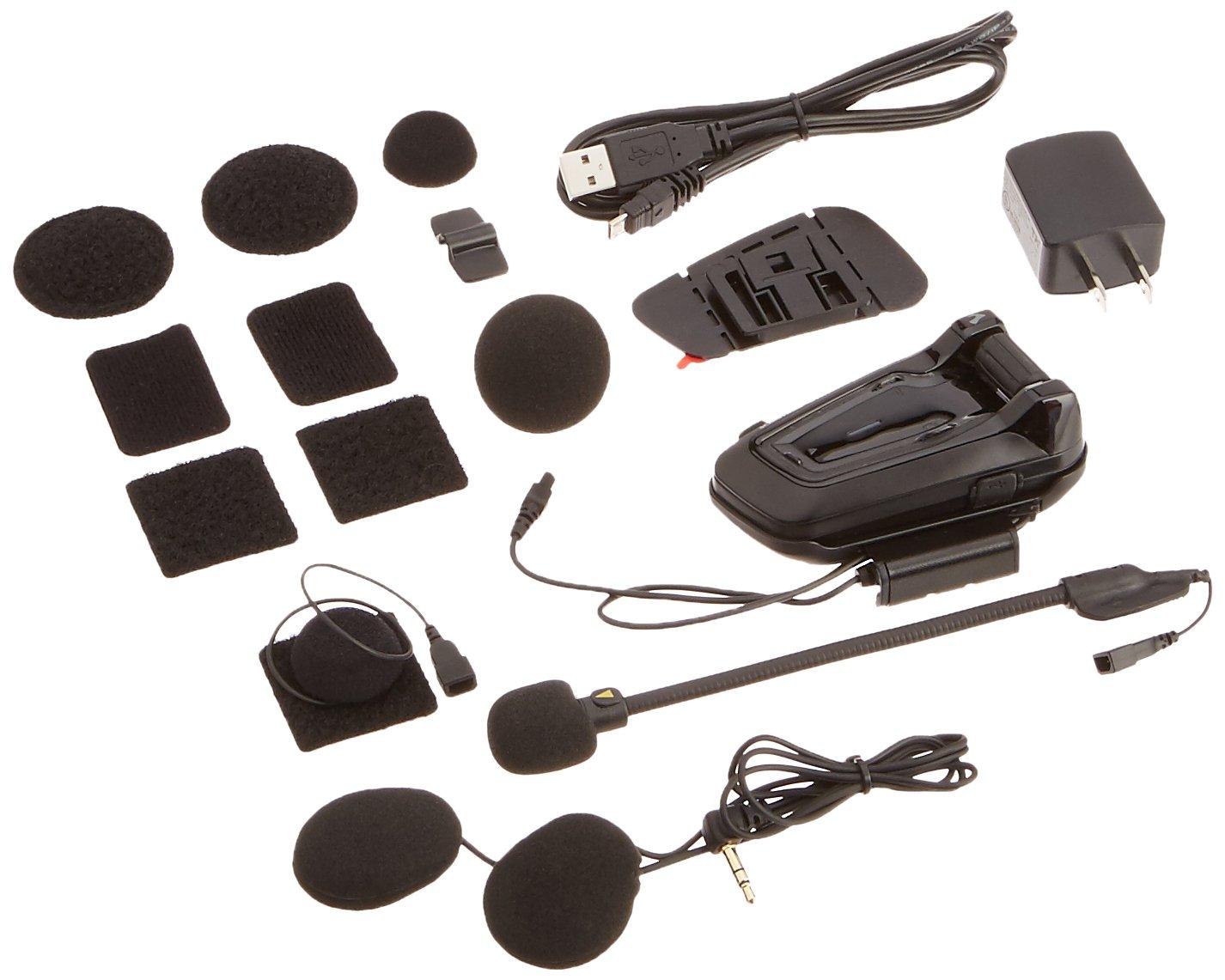 Cardo Scala rider SMARTPACK Bluetooth and DMC Mesh Technology Motorcycle Single SRSP0002