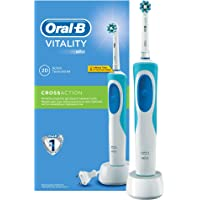 Oral-B Vitality, Cepillo De Dientes Eléctrico, CrossAction