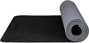 Retrospec Zuma Yoga Mat w/ Nylon Strap for Men & Women - Non Slip Exercise Mat for Yoga, Pilates, Stretching, Floor & Fitness Workouts