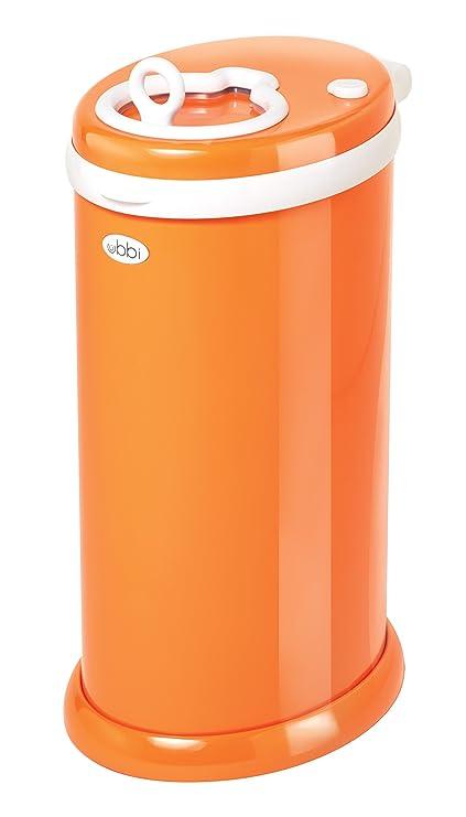 Ubbi panal Cubo/Cubo para Panal (Naranja)