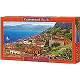 """Castorland C400140 """"Monemvasia/Greece"""" Jigsaw Puzzle (4000-Piece)"""