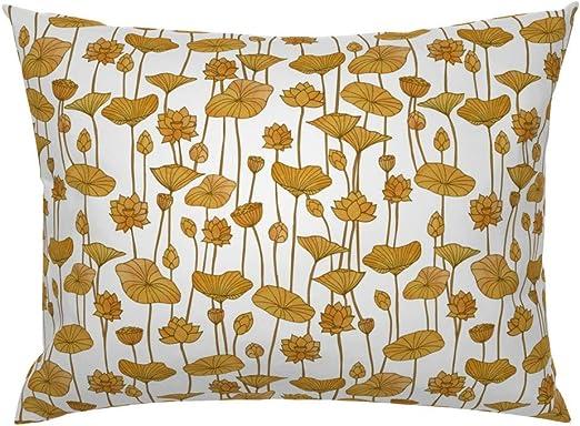 The Pillow Collection Sarane Damask Bedding Sham Truffle King//20 x 36 KING-BAR-M9715-TRUFFLE-C54P46