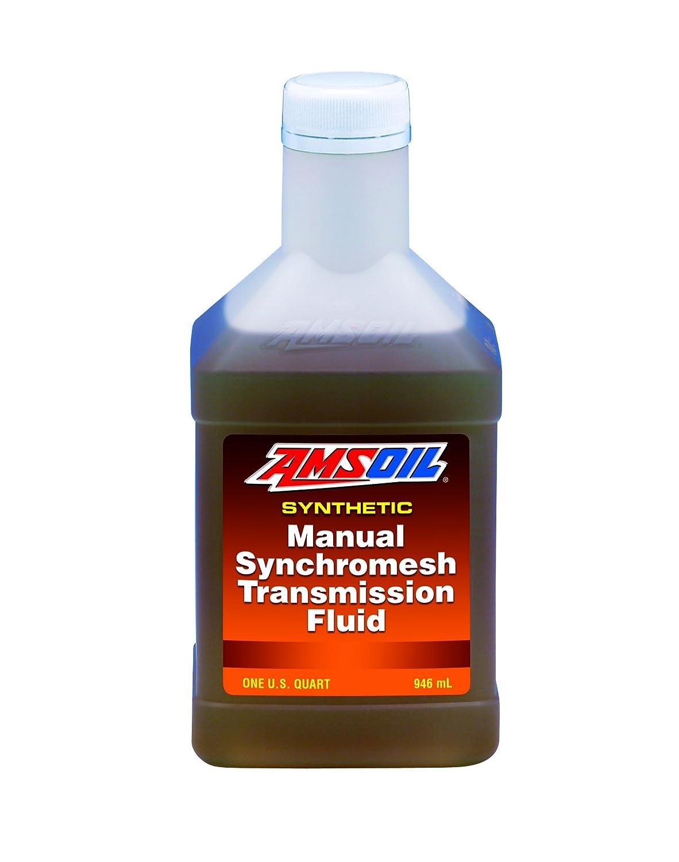 Amsoil Manual Synchromesh Transmission Fluid