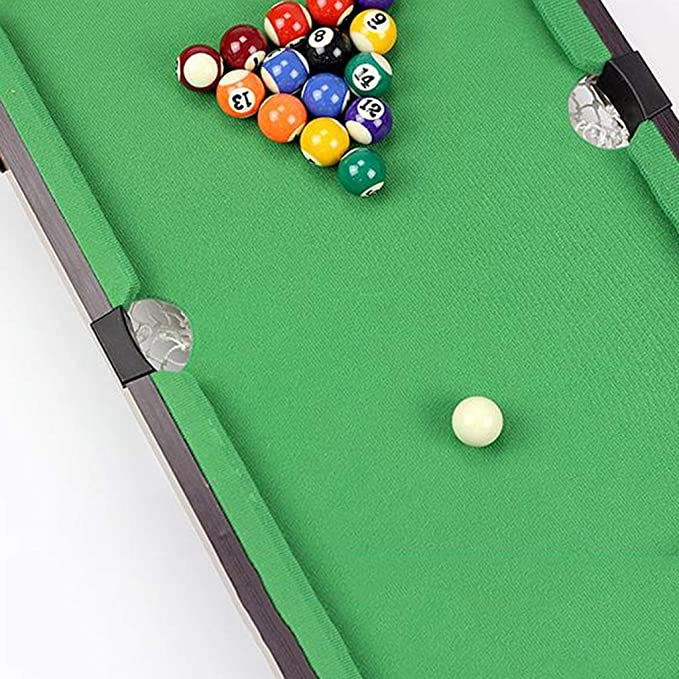 LiPengTaoShop Mini mesas de Billar Mesa De Billar Home Desktop ...