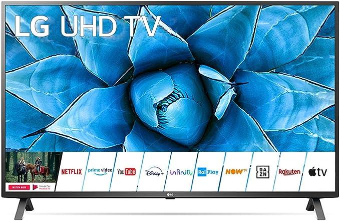 LG 65UN73006LA - Smart TV (65 pulgadas, 4K, LED, DVB-T2, Wi-Fi ...