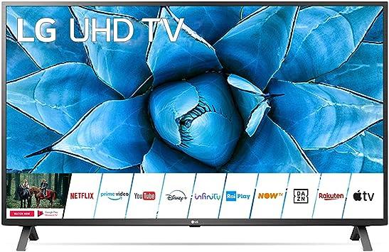 Lg 65UN73006LA - Smart TV (65,1 cm, 4 K, LED, DVB-T2, Wi-Fi): Amazon.es: Electrónica