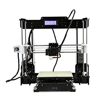 Orion Motor Tech Upgraded Desktop 3D Printer with MK8 ...