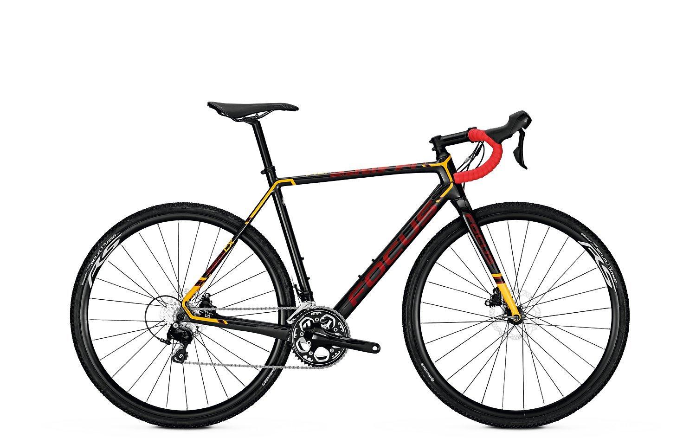 Focus Rennrad Mares 105 22G 28 Zoll Diamant Carbon/red/orange Rahmenhöhen:58 Farben:Carbon/red/orange