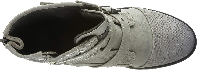 Mustang 1157 531 Stivali Alti Donna amazon shoes neri