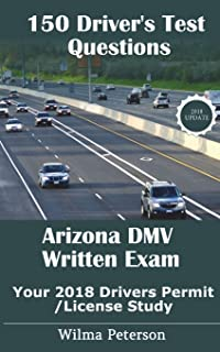 Arizona Dmv Permit Test 300 Questions And Answers Required To Pass