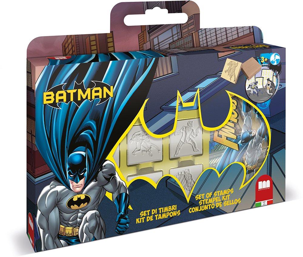MULTIPRINT Batman - Juegos de Sellos para niños, Caucho ...